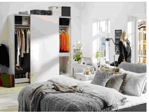 Bohus-garderoben er i serien Z-up, og ser ut som denne, men med litt anderledes innredning. Foto: Bohus