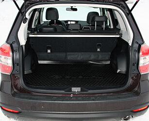 image: TEST: Fjerde generasjon Subaru Forester