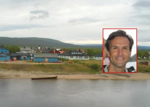 Christian Hellstrøm fikk slettet 100.000 kroner av studiegjelden etter å ha bodd fem år i Finnmark. Foto: Miikael Hellman/Privat