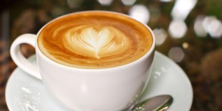 """Dette er """"latte art"""" - og slik gjør du det"""