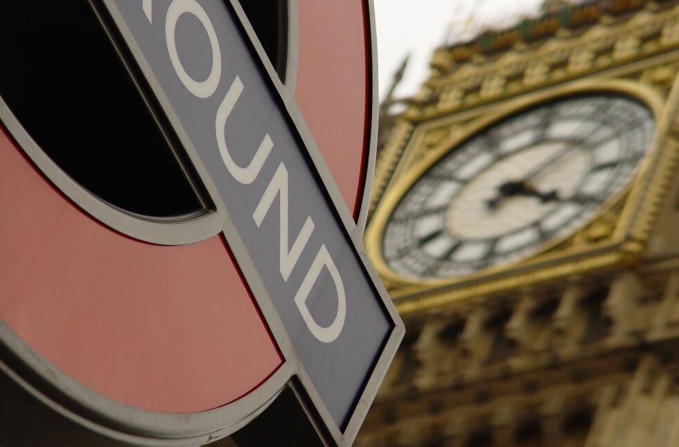Lønner deg seg å hoppe på tuben eller kan du like godt gå? Smart kart viser vei! Foto: Colourbox.com