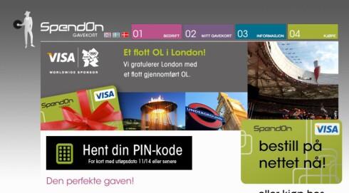 SpendOn Visa opererer med et system hvor det trekkes et gebyr etter hvert som gavekortet ikke brukes.