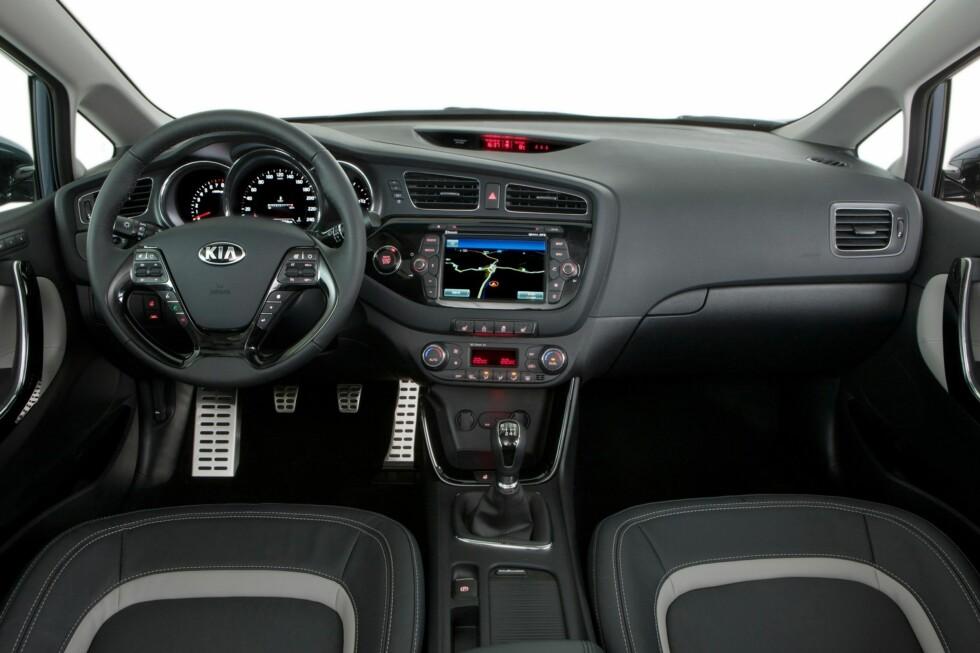 Kia Forte (mellomklasse-sedan)