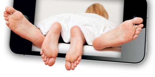 image: Gigaregning etter sextelefon-maraton