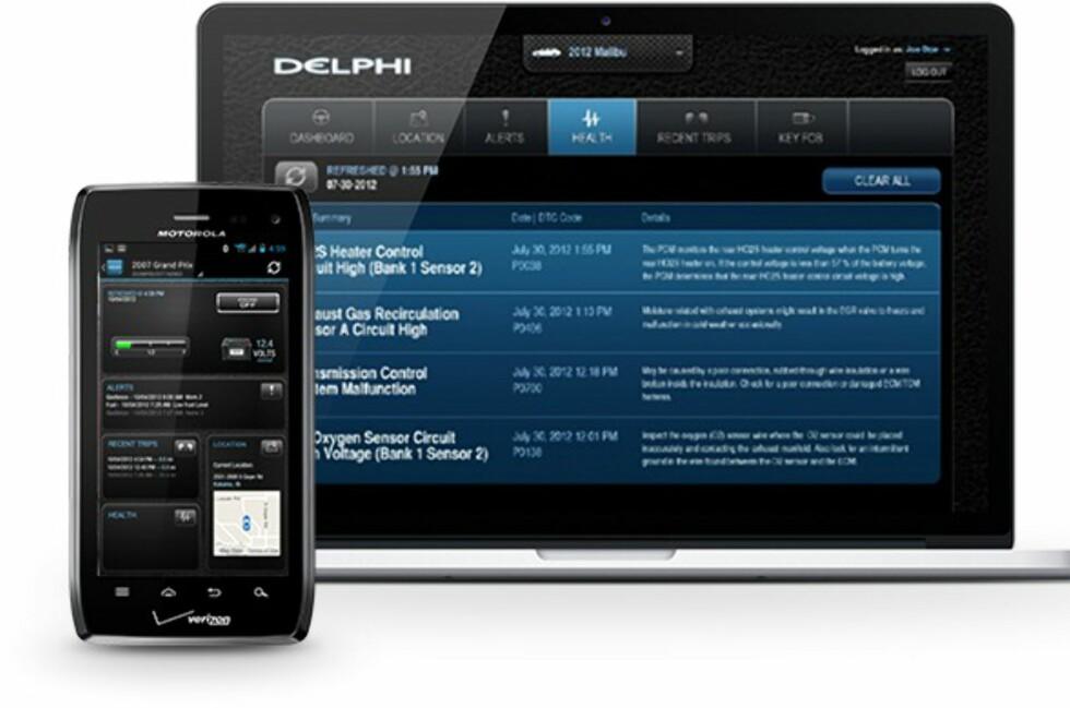 Det finnes applikasjoner for både Android, iPhone og de fleste nettbrett.