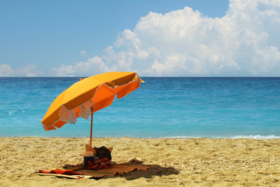 Har du råd til en skikkelig ferie til sommeren? Sjekk hva du får i feriepenger før du bestiller reise. Foto: Colourbox.com