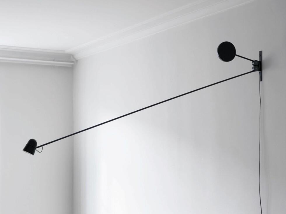 Counterbalance light produseres også av italienske Luceplan.  Foto: Daniel Rybakken