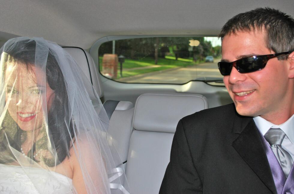 """Hvis """"Bente"""" og """"Leif"""" holder sammen livet ut, vil de begge nyte godt av parets gode økonomi i pensjonstilværelsen. Blir de skilt i voksen alder derimot, vil økonomien til """"Bente"""" bli snudd på hodet. Foto: Colourbox.com"""