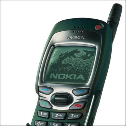 Nokia 7110 var også en revolusjon i sin tid: den ble markedsført som den første med støtte for WAP.