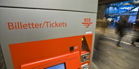 image: NSB gir deg gebyr med ustemplet billett på ubetjent vogn