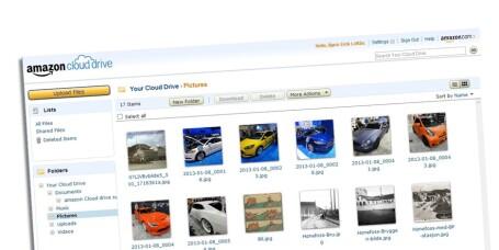 Amazon Cloud Drive: Nå med synkronisering
