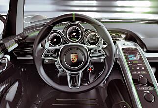 Porsche 918: Hybrid til nesten 7 millioner