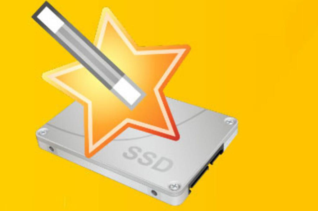 """<B>FOREBYGGENDE TILTAK:</B> SSD-disker trenger gjerne litt mer TLC (""""Tender Loving Care"""") enn tradisjonelle harddisker. Dette gratisprogrammet hjelper SSDen få et lenger liv."""