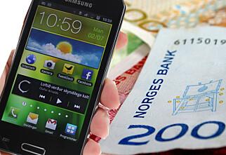 Tryggere betaling med mobilen