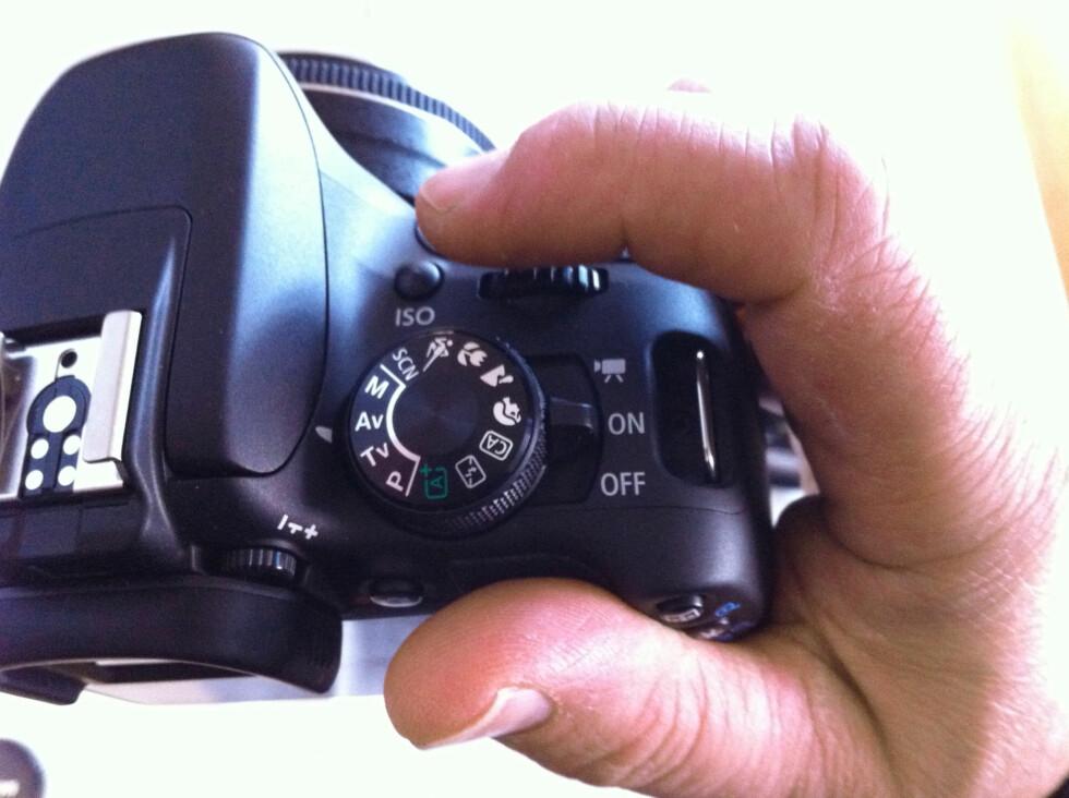 God ergonomi Foto: Brynjulf Blix