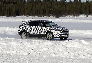 Ny Land Rover Freelander på vei