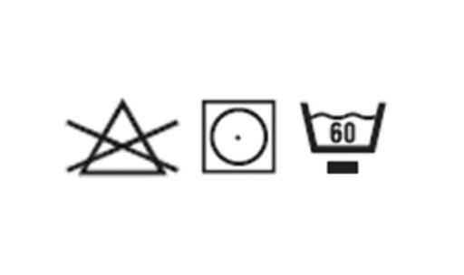 image: Disse vaskesymbolene sliter vi med