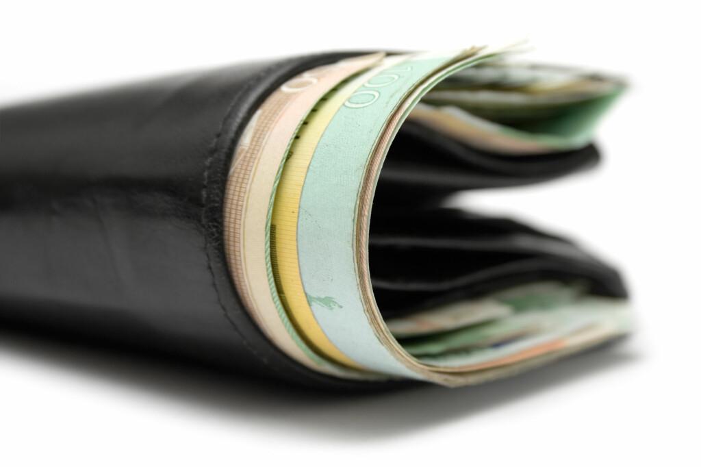 SSB regner med en reallønnsvekst på 2,3 prosent. Foto: PANTHERMEDIA
