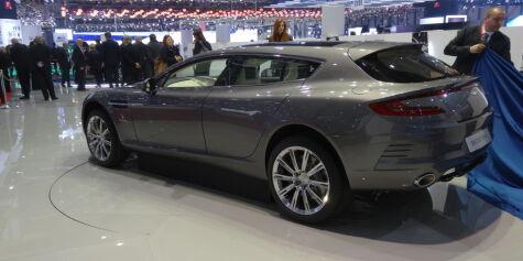 image: Dette er Aston Martin Rapide Bertone