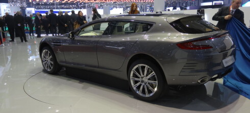 Dette er Aston Martin Rapide Bertone