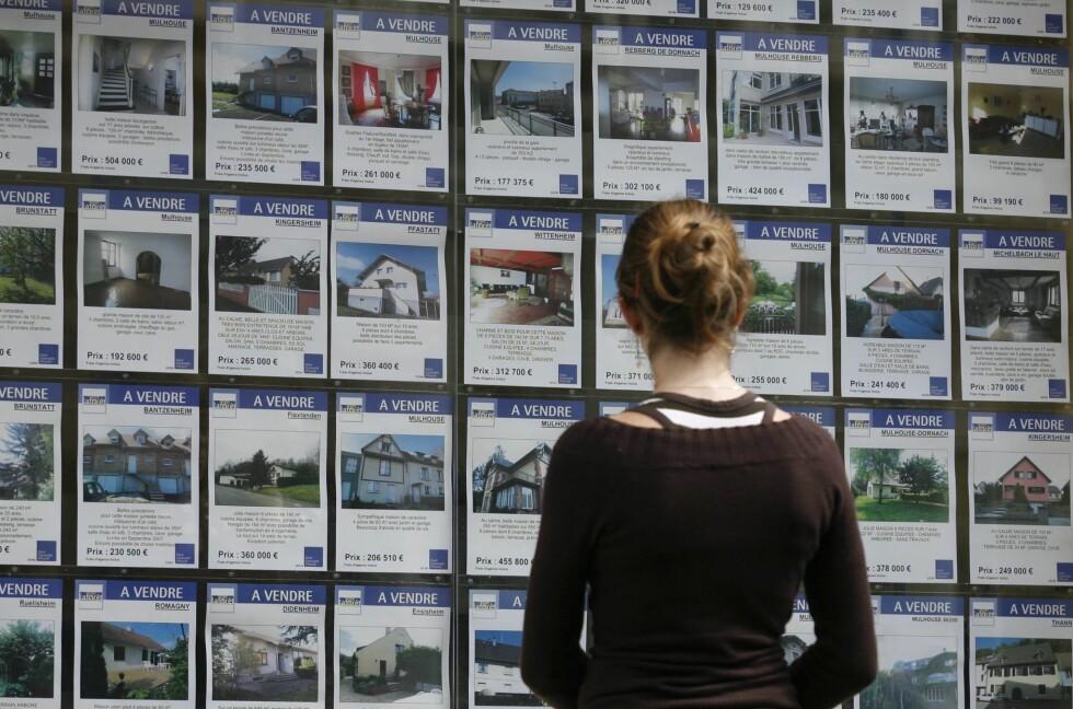 Mangler du egenkapital er det vanskelig å komme inn på boligmarkedet. Med nye retningslinjer fra Finanstilsynet kan det bli enda verre. Foto: Colourbox.com