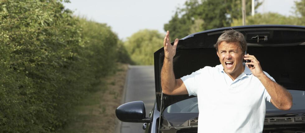 Feil på bilen, mekaniske og andre feil, er det som får flest til å angre på et bilkjøp. Foto: colourbox.com
