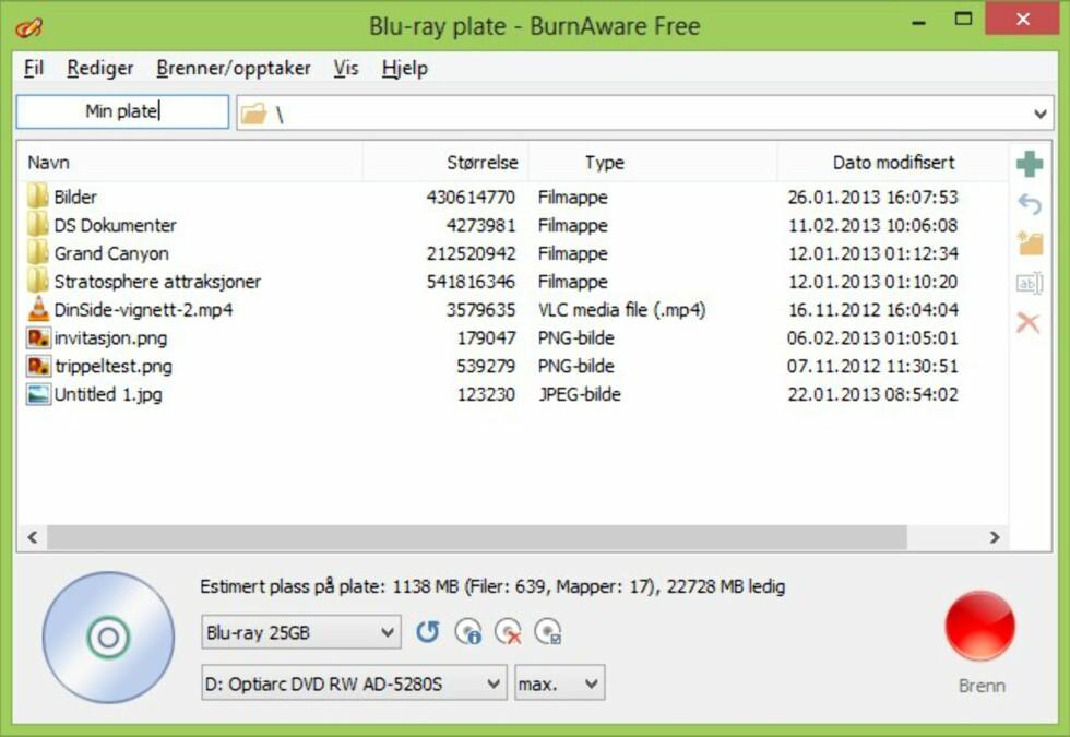 BurnAware Free 6.0