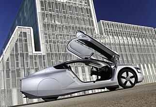 Volkswagen XL1 blir virkelighet