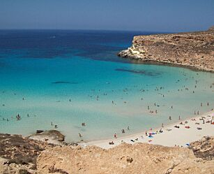image: Verdens beste strand 2013