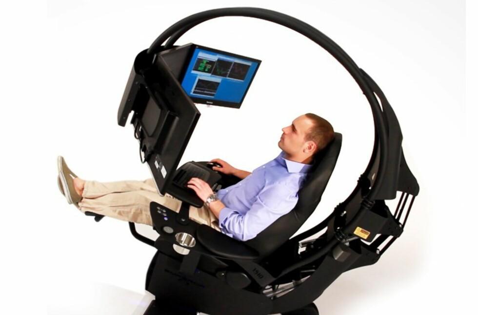 Lyst på ny PC-stol?