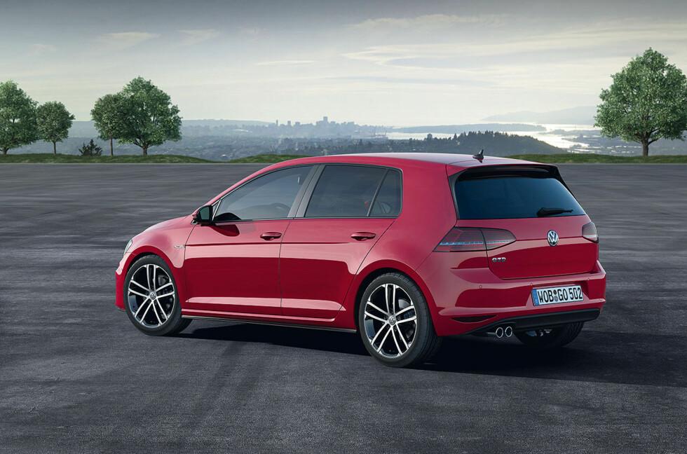 VW Golf 7 er kåret til Årets Bil 2013. Foto: VW