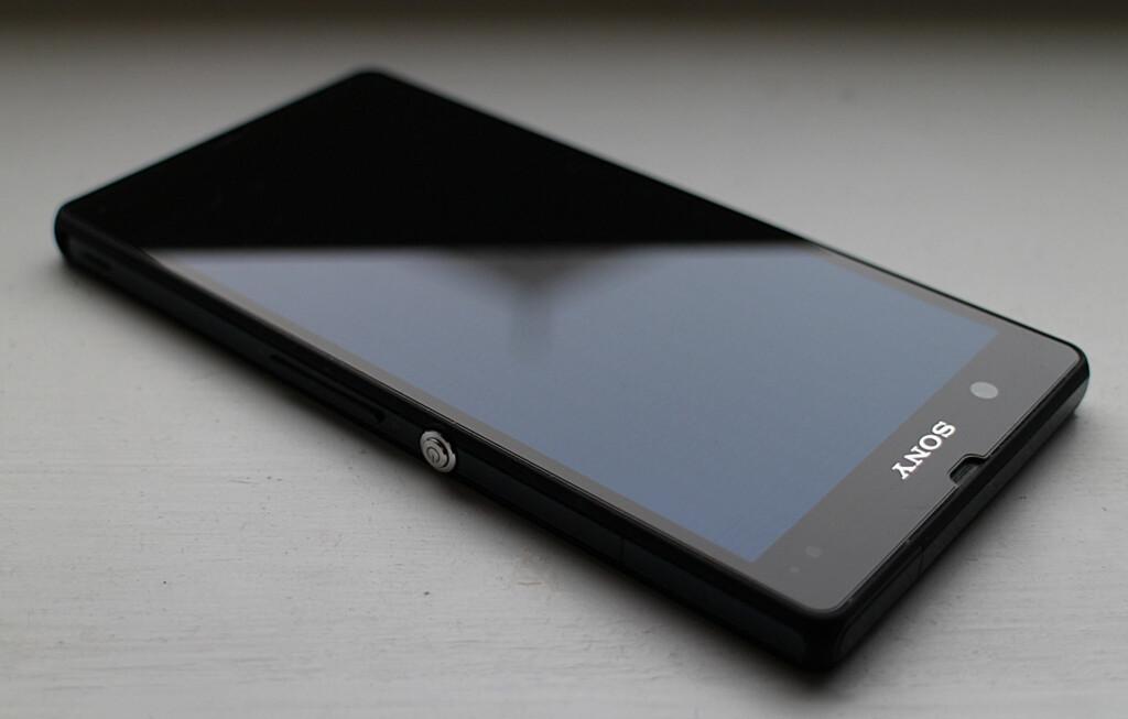 PROBLEMOPPDATERING: Mange Xperia Z-eiere klager over dårlig batteritid etter den siste Android-oppdateringen. Foto: PÅL JOAKIM OLSEN