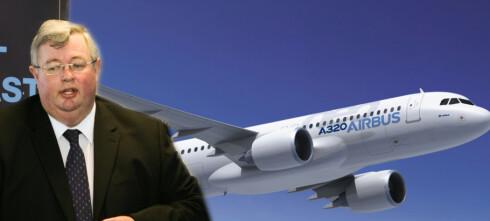 Slik blir framtidens flytrafikk