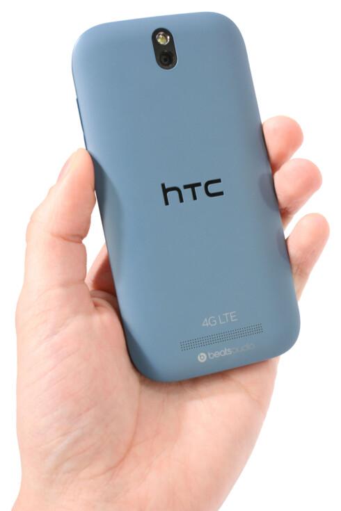 <strong>PENT:</strong> Selv synes vi dette ser bra ut. Veldig bra, faktisk. HTC One SV er absolutt en av de peneste HTC-telefonene.  Foto: Ole Petter Baugerød Stokke