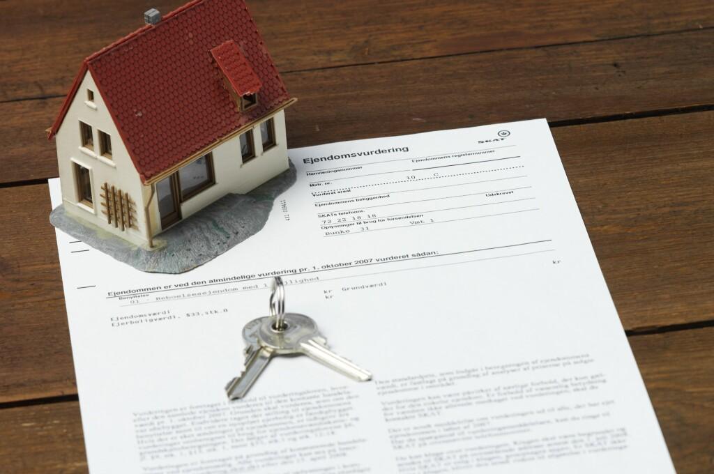 Det følger mange plikter med å leie ut bolig. En av dem er å sørge for at radonnivået i boligen ikke overskrider 200 Bq/m3. Foto: Colourbox.com