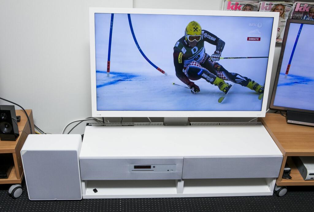Ikeas-alternativ gjør det greit, men har litt å gå på. Foto: Per Ervland