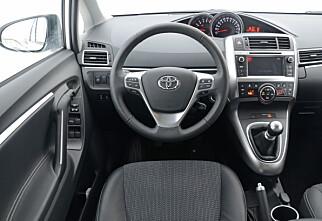 TEST: Forbedret Toyota-syvseter