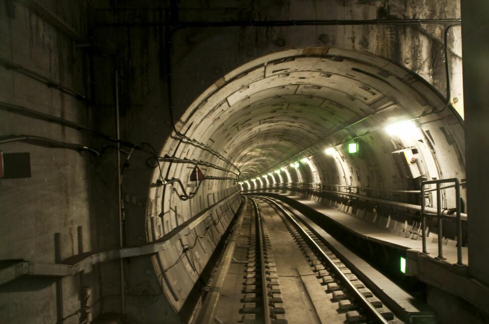 Metro mellom Sverige og Danmark