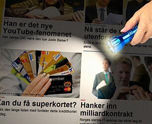 image: Vil stanse skjult reklame på nettet