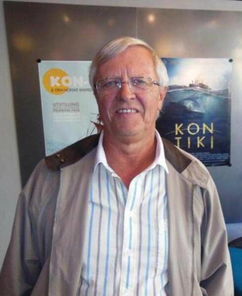Willy Johansen er generalsekretær i Norsk videogramforening. Foto: John Berge, Videomagasinet