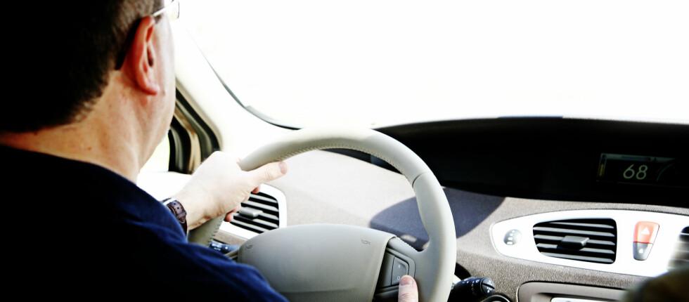 GLEMMER LETT: Veldig mange bilister kjører uten å vite hva fartsgrensen er. Foto: Colourbox.com