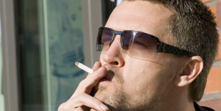 Her er røyking tillatt