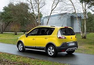 Møt Renault Xmod - fleksi-SUV-en