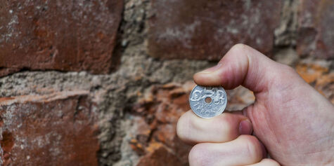 image: Rekordsterk krone nå