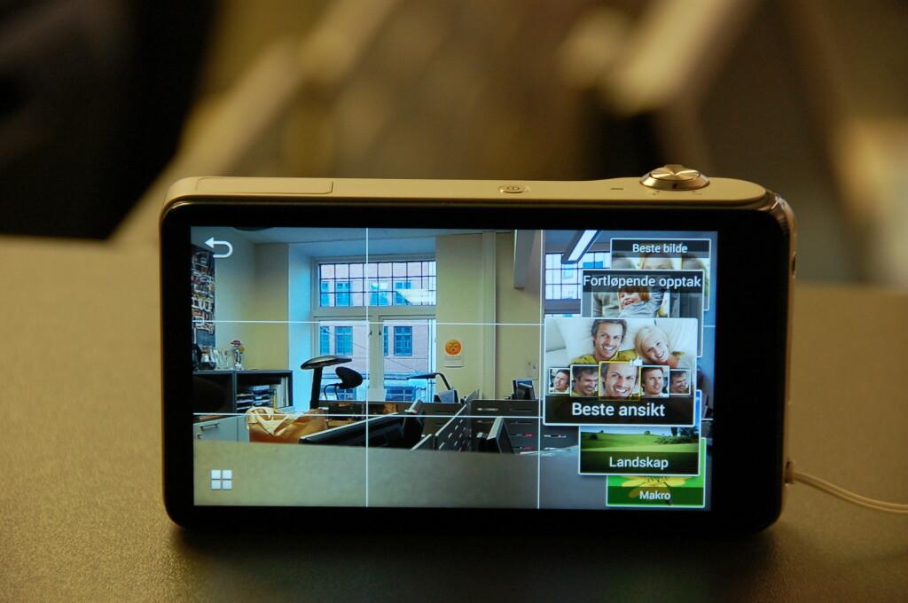 image: Samsung Galaxy Camera