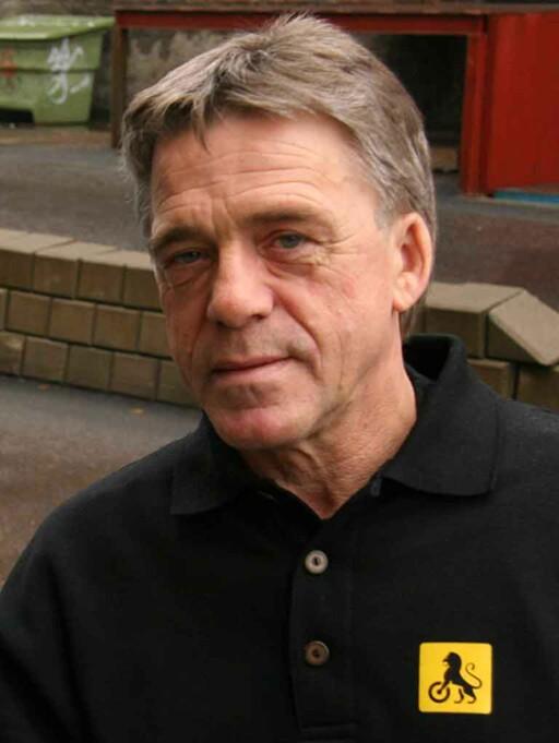 Jan Ivar Engebretsen, kommunikasjonsrådgiver i NAF. Foto: NAF
