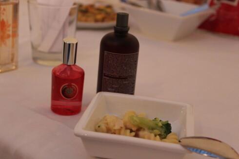 Lukt er 80 prosent av smaken. Dominerende lukter har derfor stor innvirkning på hvordan vi synes maten smaker. Foto: Kristin Sørdal