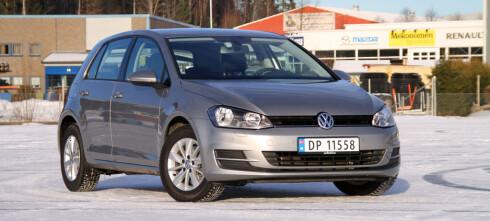 Nye VW Golf med 4x4