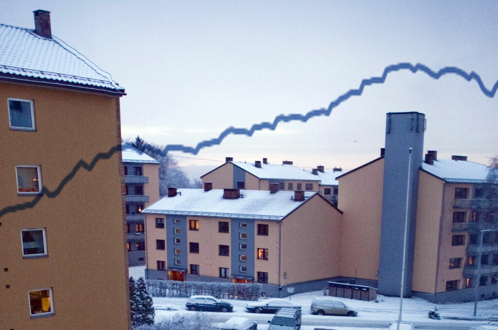<b>Frykter du prisfall?</b> Se hvor stort prisfall du tåler. Foto: Per Ervland