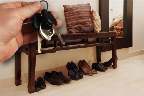"""Mange er dekket selv om nøkkelen """"bare"""" er mistet. Blir den stjålet, kan de fleste regne med å få dekning gjennom vanlige forsikringer. Foto: Colourbox.com/Kristin Sørdal"""